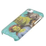 Fiona, Shrek, Puss In Boots, And Donkey iPhone 5C Covers
