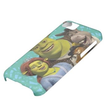 Fiona  Shrek  Puss In Boots  And Donkey Cover For Iphone 5c by ShrekStore at Zazzle