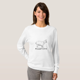 Fiona The Baby Hippo #teamfiona Hippopotamus T-Shirt