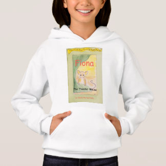 Fiona the Theater Mouse Hoodie