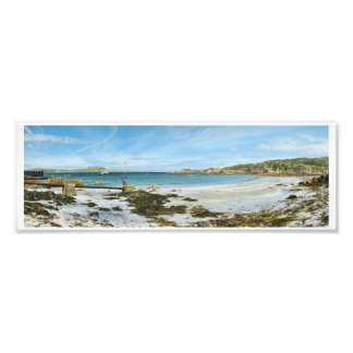 Fionnphort Beach Photo Print