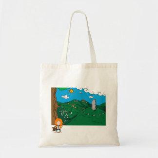 Fionn's adventure tote bag