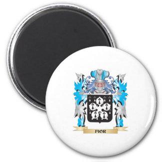 Fior Coat of Arms - Family Crest Fridge Magnet