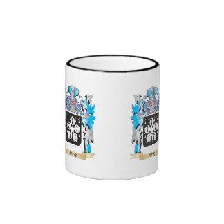 Fior Coat of Arms - Family Crest Mug
