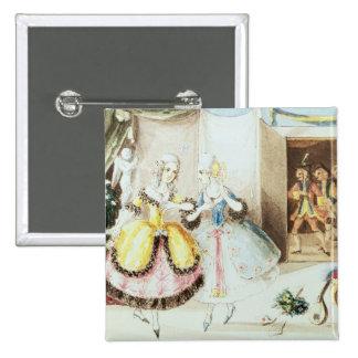 Fiordiligi and Dorabella Pinback Button
