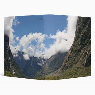 Fiordland National Park 2 Binder