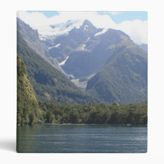 Fiordland National Park, New Zealand Binder