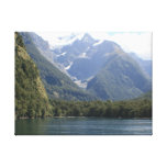 Fiordland National Park, New Zealand Canvas Prints