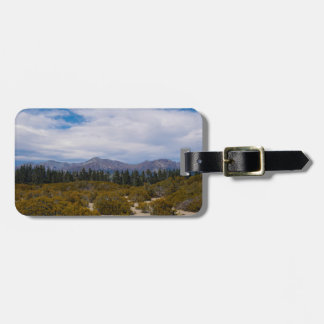 Fiordland, New Zealand Luggage Tag