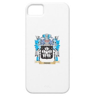 Fiore Coat of Arms - Family Crest iPhone 5 Covers