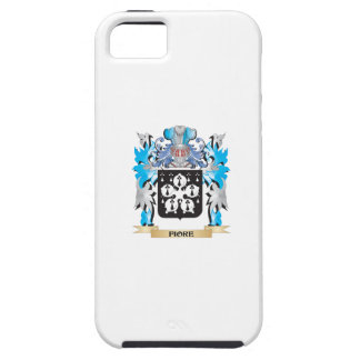 Fiore Coat of Arms - Family Crest iPhone 5 Cases