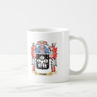 Fiore Coat of Arms - Family Crest Coffee Mug