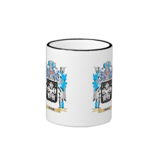 Fiore Coat of Arms - Family Crest Mugs