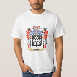 Fiore Coat of Arms - Family Crest T-Shirt
