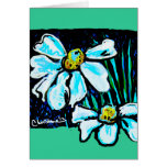 Fiore, Floral Art Products Greeting Cards