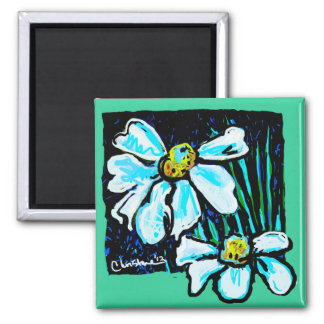 Fiore, Floral Art Products Magnet