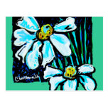 Fiore, Floral Art Products Postcards