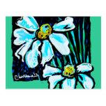 Fiore, productos florales del arte tarjetas postales