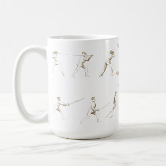 Fiore Segno and Guards Mug