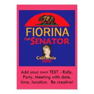 Fiorina 2010 Invitation