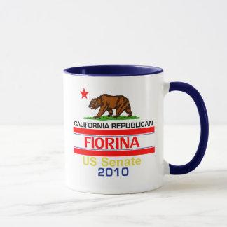Fiorina 2010 Mug
