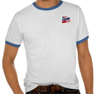 Fiorina 2010 camisetas