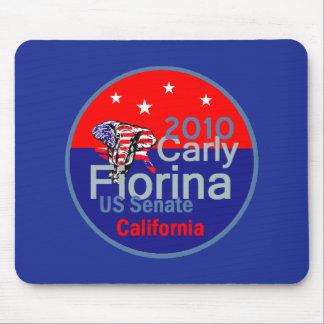 Fiorina 2010 Senator Mousepad
