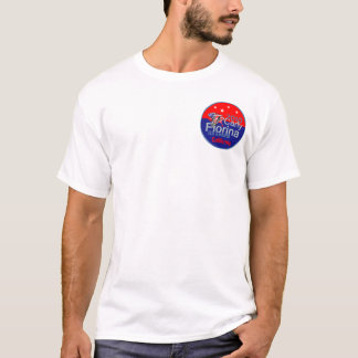 Fiorina 2010 Senator T-Shirt