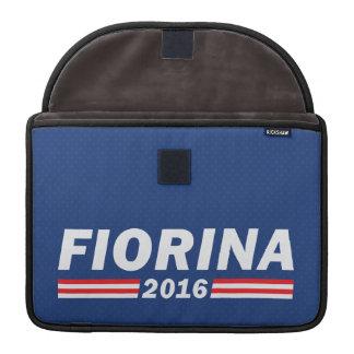 Fiorina 2016 (Carly Fiorina) Funda Para Macbook Pro
