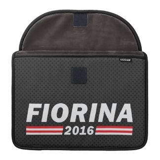 Fiorina 2016 (Carly Fiorina) Fundas Para Macbooks