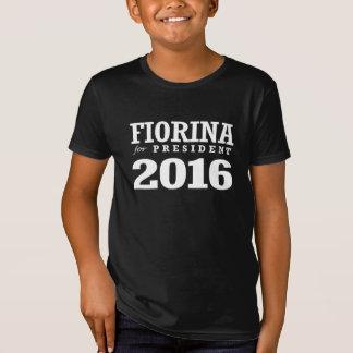 FIORINA FOR PRESIDENT 2016 T-Shirt