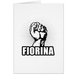 FIORINA POWER CARD