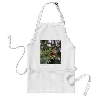 Fir buds adult apron