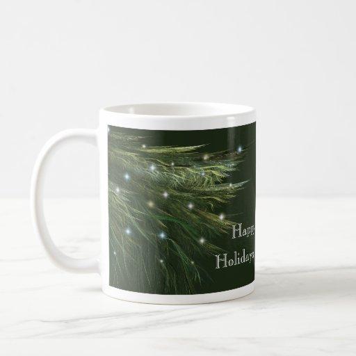 FIR FRONDS Drink Mug