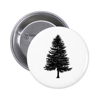 fir tree button