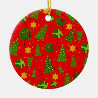 """Fir-Trees"" Decoration Christmas Ornaments"
