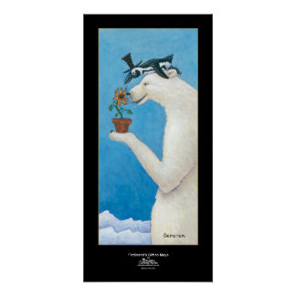 Firdinand's Gift to Maya Poster