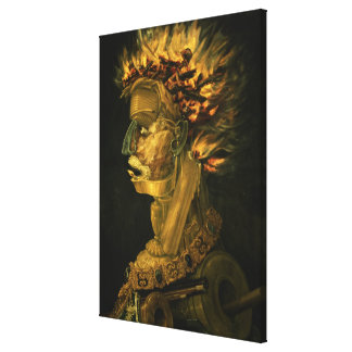 Fire, 1566 canvas print