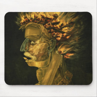 Fire, 1566 mouse pad