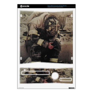 fire 360 xbox 360 s decal