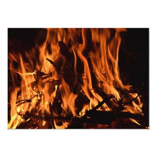 fire-432478 fire wood forest nature orange black b card