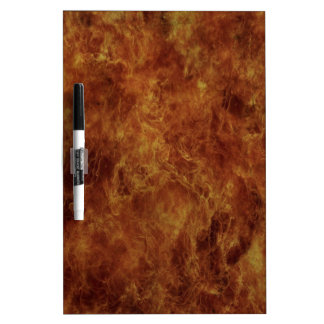 fire-abs Dry-Erase board