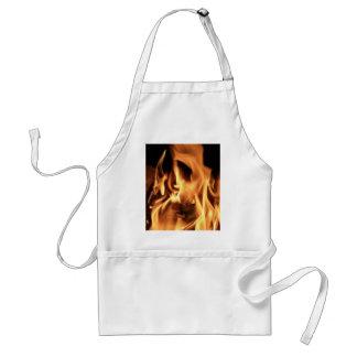 Fire Adult Apron