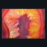 """Fire Agate Cloth Placemat<br><div class=""""desc"""">Fire Agate</div>"""