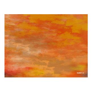 Fire Agate Postcard