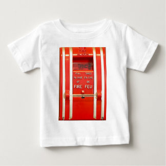 Fire alarm baby T-Shirt