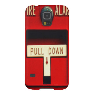 Fire alarm galaxy s5 cover