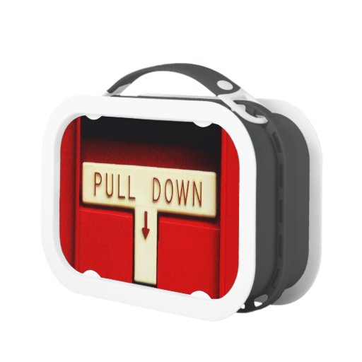 Fire alarm lunch box