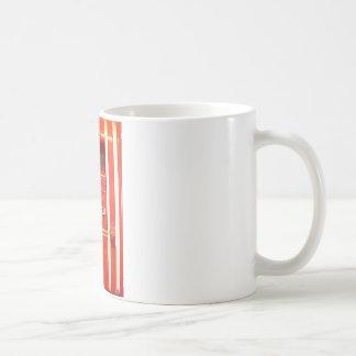 Fire alarm coffee mugs
