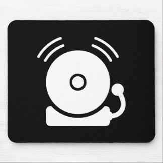 Fire Alarm Pictogram Mousepad